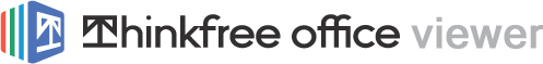 thinkfree office viewer logo